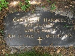 Cawthon Lee Harrell