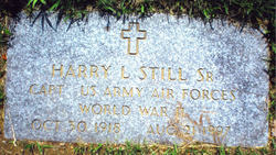 Harry L Still, Sr
