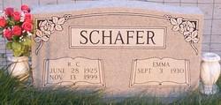 Emma Lee <I>Cline</I> Schafer