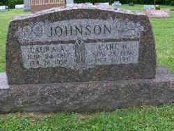 Laura Alice <I>Smith</I> Johnson