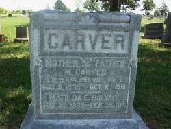 Matilda Eleanor <I>Neely</I> Carver