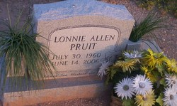 Lonnie Allen Pruit