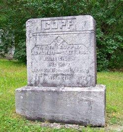Julia C <I>Dow</I> Copp