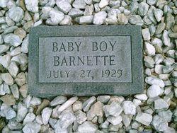 Baby Boy Barnette
