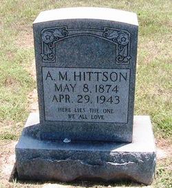 Arthur Monroe Hittson