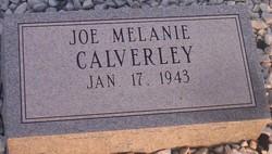 Joe Melanie Calverley