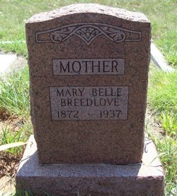 Mary Belle <I>Kizer</I> Breedlove