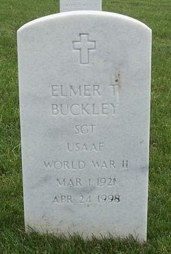 Elmer T Buckley
