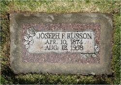 Joseph Franklin Russon