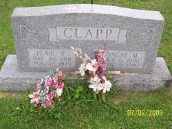 Oscar Milton Clapp