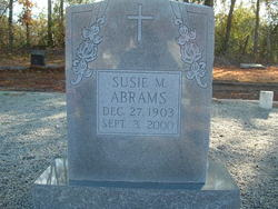 Susie Mae Abrams