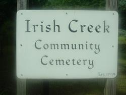 Irish Creek Cemetery