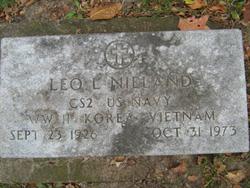 Leo Lester Nieland