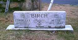 Mary Ellen Mittie <I>Lee</I> Birch