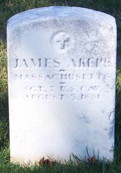 Sgt James Akers