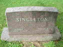 Robert Corwin Singleton