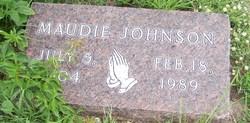 Maudie Effie <I>Johnson</I> Betenbough