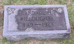 Candace J <I>Harmon</I> Willoughby