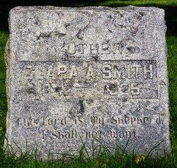 Clara A <I>Priest</I> Smith