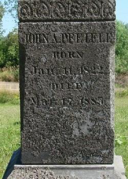 John A Pfeifle