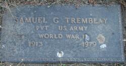 Samuel G Tremblay