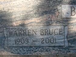 Warren Bruce Barner