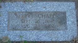 Mary Schafer