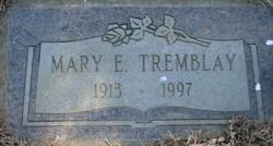 Mary E. <I>Wolford</I> Tremblay