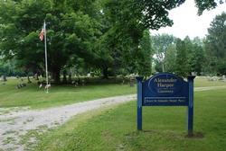 Alexander Harper Memorial Cemetery