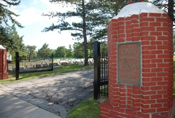 Zion Memorial Park Cemetery