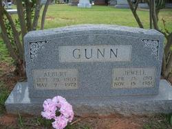 Dizzie Jewell <I>Walker</I> Gunn