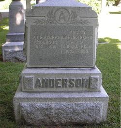 John George Anderson
