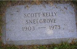 Scott Kelly Snelgrove