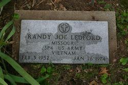 Randy Joe Ledford