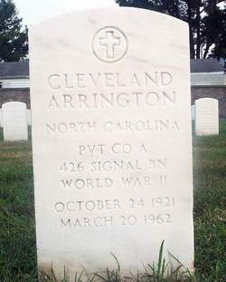 Cleveland Arrington