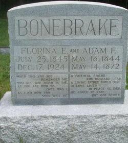 Florina E <I>Yount</I> Bonebrake