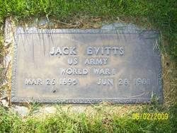 Jack Evitts