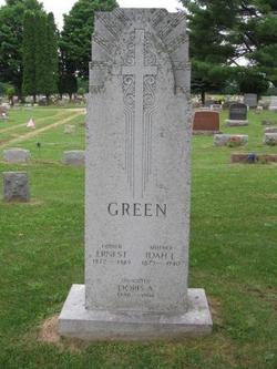 Idah I. Green