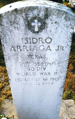 Isidro Arriaga, Jr.