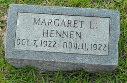 Margaret L. Hennen