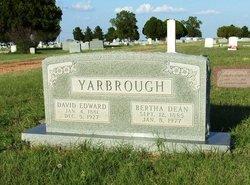 David Edward Yarbrough