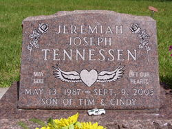 Jeremiah Jay Joseph Tennessen