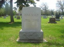 Edna Ruth <I>Wickman</I> Haessly