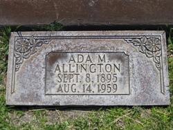 Ada M. Allington