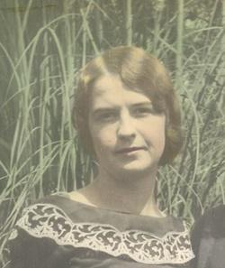 Doris Duke <I>Yancey</I> Banks
