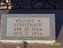 Wilford Steffenson