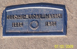 Jerome Leon Marble