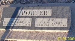 William Joseph Porter