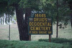 Druids Occidental Cemetery