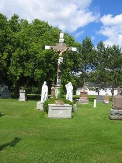 Cimetiere Saint-Alexandre d'Iberville
